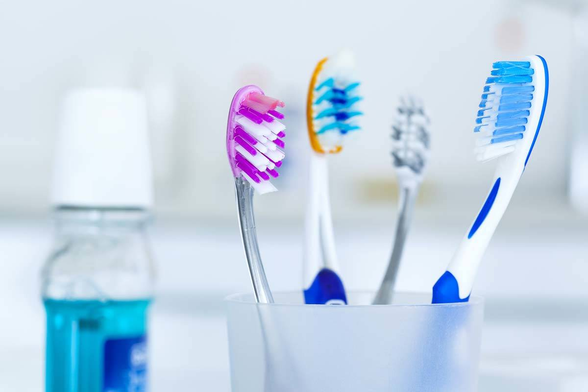 spazzolino igiene orale